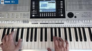 Little Big – Hypnodancer [Yamaha Keyboard]
