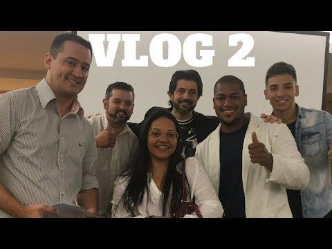 Vlog 2:  Evento Palestra Felipe Torres Inteligencia Emocional