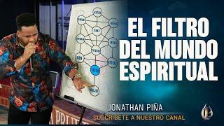 EL FILTRO DEL MUNDO ESPIRIRTUAL / Jonathan Piña