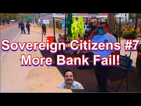 Sovereign Citizens #7   More Moor Bank Fail