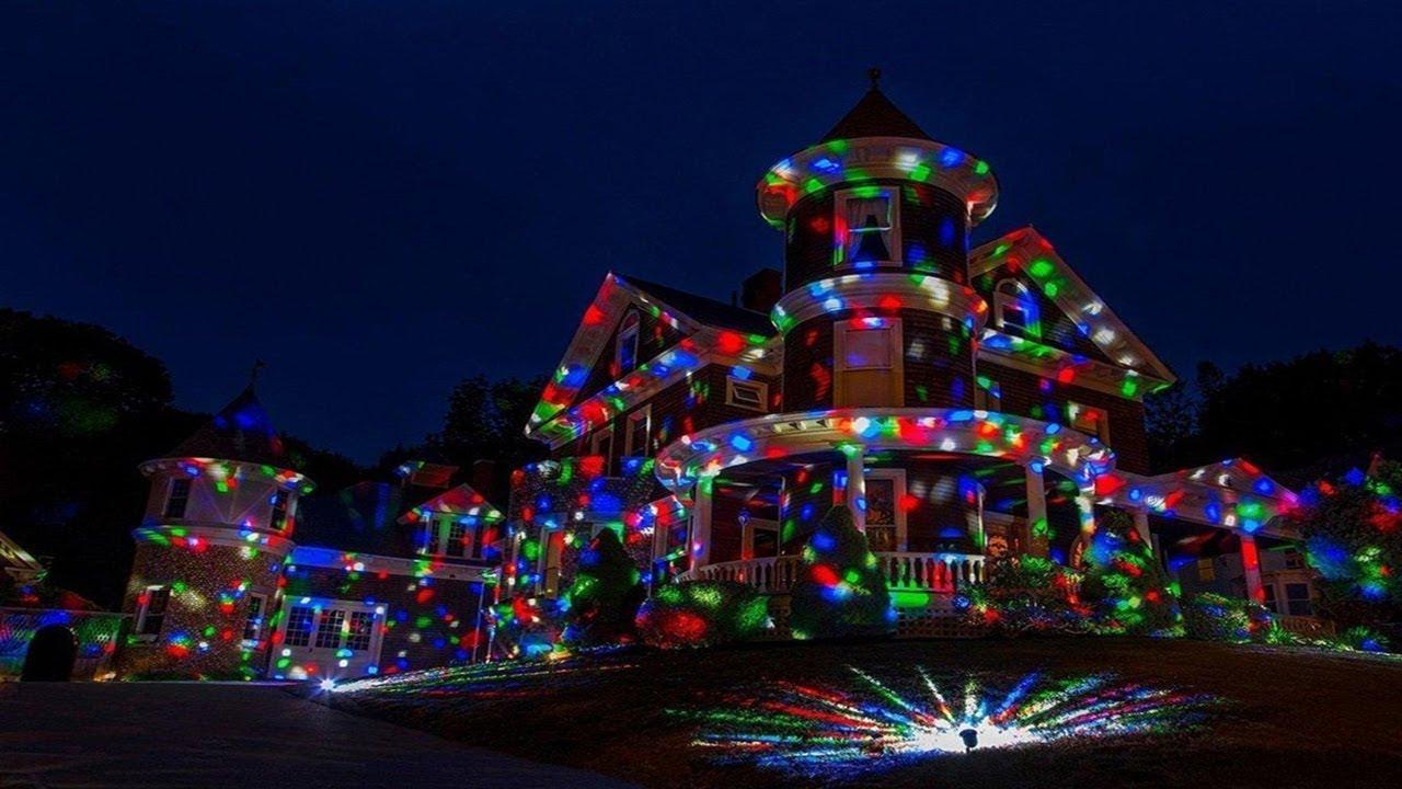 Christmas Projector Lights.Best Christmas Projector Lights Best Christmas Laser Projector Merry Christmas 2018