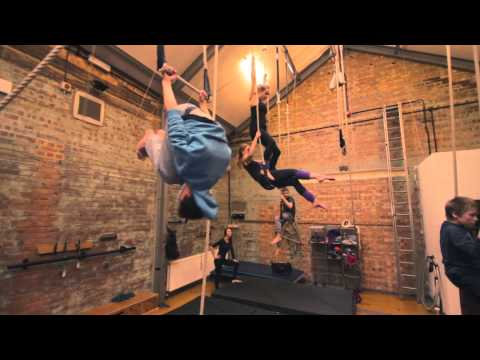 National Youth Circus Event 2015