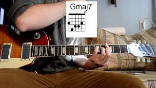 Boy Pablo - Beach House Interlude Guitar Lesson