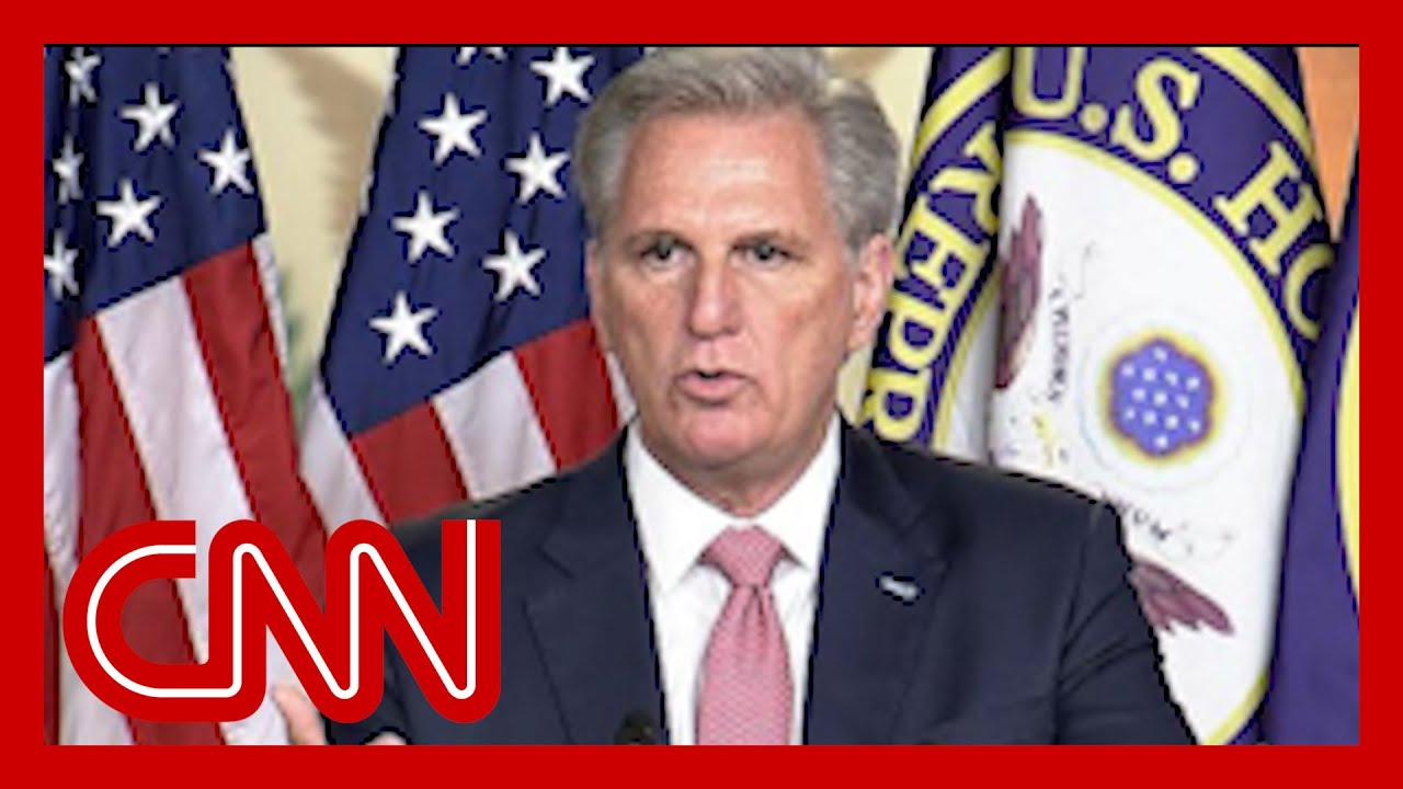 GOP leader gets upset with CNN reporter's questions