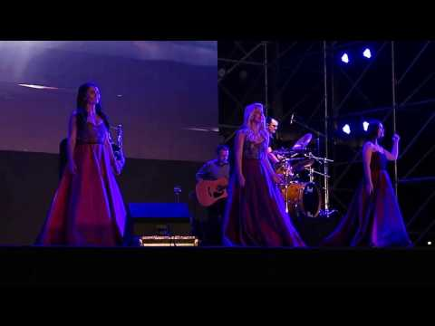 【Strawberry Alice】Celtic Woman, 2016 China Shanghai International Arts Festival, Art Space, 23/10.