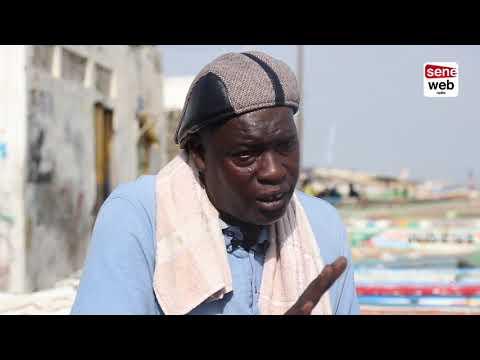 Candidat échoué à La Migration Clandestine: Moustapha Diouf Retrace Son Histoire