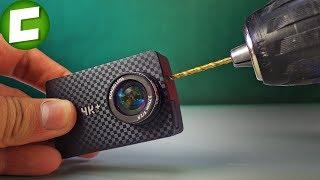 ТЮНИНГ ЭКШН КАМЕРЫ / Объектив для Xiaomi YI 4K, GoPRO, SJCam и DJI от PixAERO