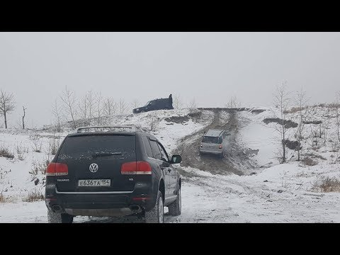 Discovery 4 vs Touareg vs Mercedes-Benz ML. Кто круче?