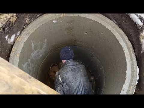 Новый день,новый колодец,копка колодца под ключ в московской области
