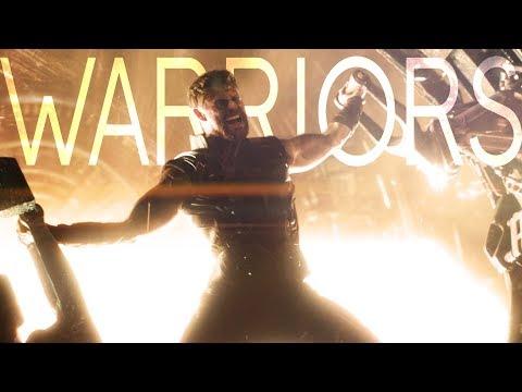 ► Avengers Infinity War   Warriors