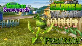 Plants Vs Zombies Garden Warfare Live Peashooter Gameplay K Coins