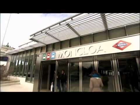 Madrid: Interchange Plan For Public Transport