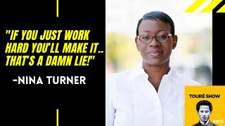 Is Nina Turner thinking about leaving the democratic party?