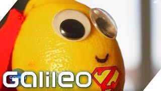 Das ist die Fancy-Trone mit der Lemon-Superpower! | Galileo | ProSieben