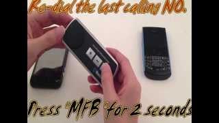 mini bluetooth multi point speakerphone car kit