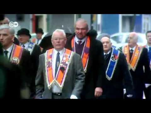 Северная Ирландия: конфликт католиков и протестантов