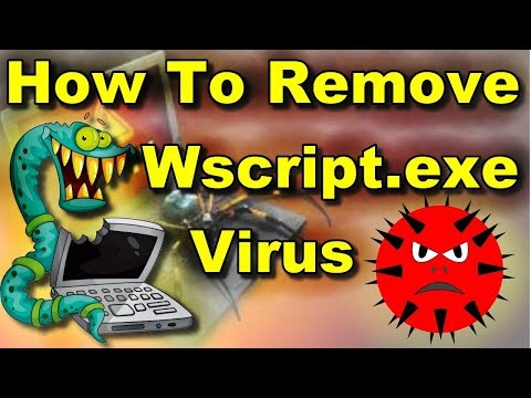 How to Fix Wscript.exe Problems, What is Wscript.exe , Remove Wscript Virus حذف - Tahir Technical Tv