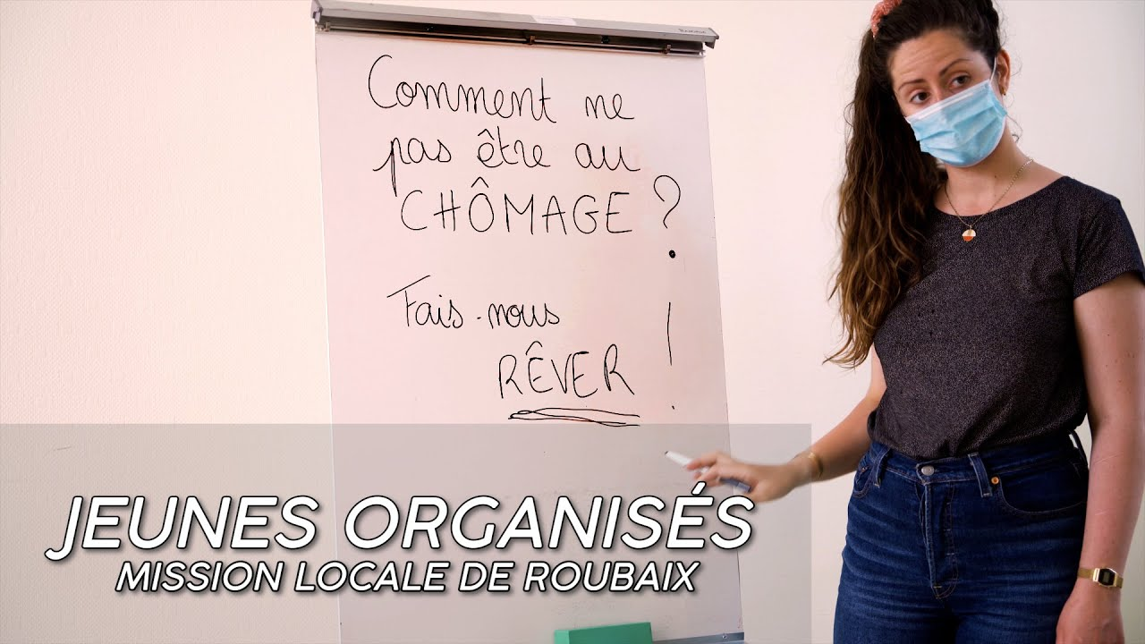 Download MISSION LOCALE DE ROUBAIX - JEUNES ORGANISÉS (PARODIE BANDE ORGANISÉE)