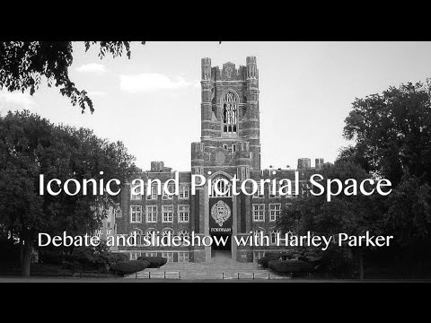 Marshall McLuhan 1968 - Iconic and Pictorial Space -Fordham University Tap #9