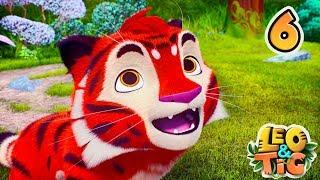 Leo and Tig - Episode 6 - New family animated movie - Kedoo ToonsTV