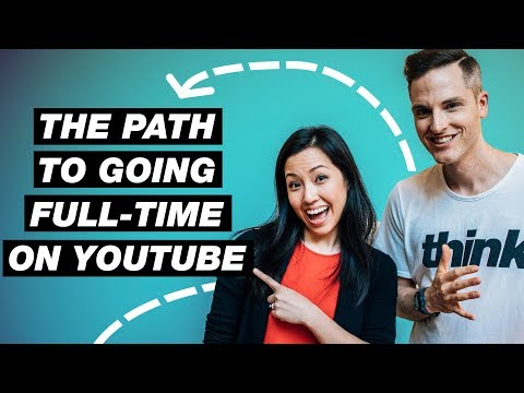 How to Make YouTube Your Full-Time Job — 7 Pro Tips