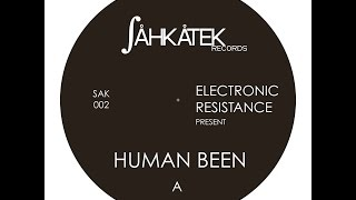 Electronic Resistance - Human Been (Original mix) - 2005