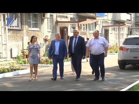 Областной десант ЖКХ побывал в Междуреченске
