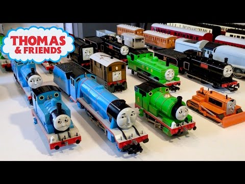 Thomas & Friends Train Collection – Bachmann HO Scale