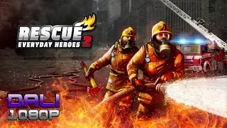 RESCUE 2: Everyday Heroes PC Gameplay 60fps 1080p