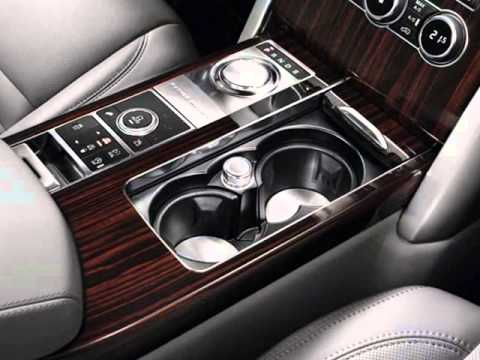 All New 2016 Land Rover Range Rover Sv Autobiography Youtube