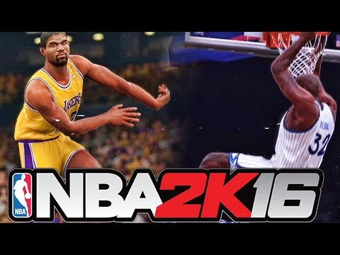 NBA 2K16 - Official Legends Trailer and Gameplay