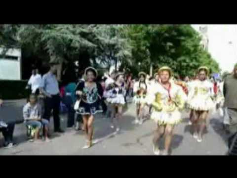 Grupo Tahuantinsuyu - ZomerCarnaval Rotterdam & 'Kaais' Oosterhout 2009 ⓋⒾⒹⒺⓄ
