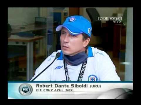 Presentación de Robert Dante Siboldi
