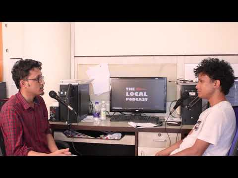Hritiz's Journey As A Research Scholar | The Local Podcast Ep 3