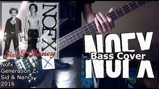 Nofx - Generation Z [Bass Cover] (NEW SONG 2016) w/ lyrics