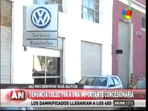 Guido Guidi y Volkswagen Argentina - Investigación America Noticias