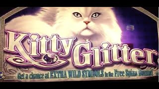 Kitty Glitter JACKPOT HANDPAY