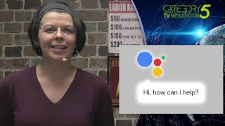 """""""Ok, Google. Are you spying on me?"""" Now You and Tell Her To Stop!"""