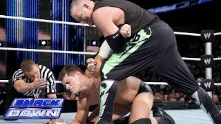 Cody Rhodes vs. Road Dogg: SmackDown, Jan. 31, 2014