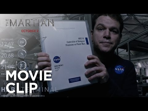 "The Martian | ""Do The Math"" Clip [HD] 