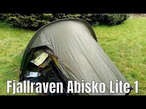 & Fjallraven Abisko Lite 1 2016 v Hilleberg Akto - YouTube