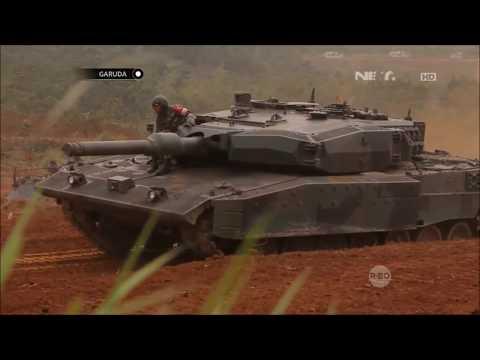 Bukti Ketangguhan Alutsista TNI AD di Baturaja - Garuda Sneakpeek