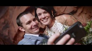 Wedding Video / Kelsey+Ben / Boulder, Utah