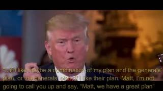 Donald Trump's insane answer to how he will defeat ISIS