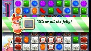 Candy Crush Saga Level 888 walkthrough (no boosters)