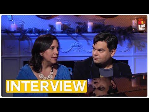 Die Eiskönigin | Kristen Anderson Lopez & Robert Lopez Interview (2013)