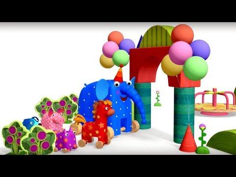 видео: Теремок песенки МУЛЬТ  Деревяшки - ПАРК  Детские песенки из мультфильмов
