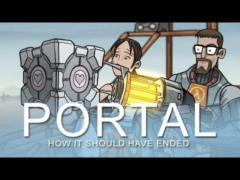 How Portal Should Have Ended