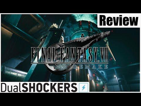 Final Fantasy 7 Remake Review — DualShockers