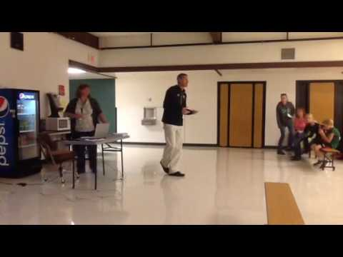 Tongue River Middle School standards referenced grading Part 1